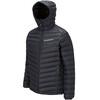 Peak Performance M's Frost Down Hood Jacket Black